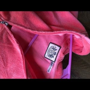 Juicy Couture Other - Juicy Couture Coral Track Suit